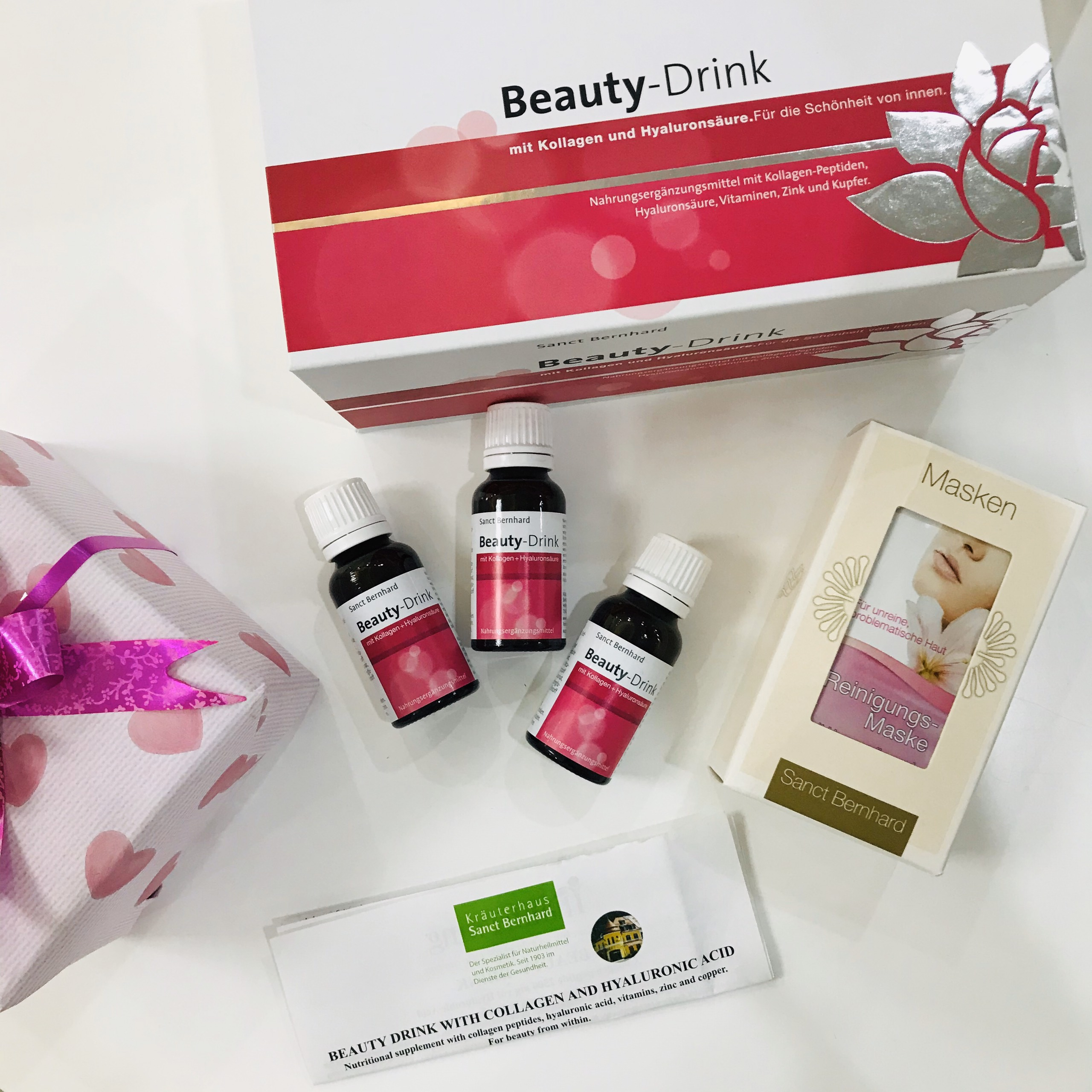collagen nước của đức - collagen beauty drink