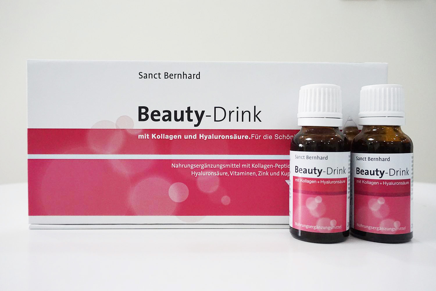 Collagen Beauty Drink chứa đựng 100% Collagen Peptide